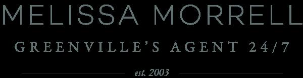 Melissa Morrell - Greenville's Agent 24/7